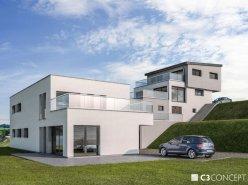 Le Mouret - Villa F - CHF 840'500.- avec 2.5 pces